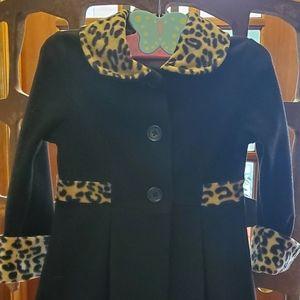 Girls Dress Coat